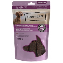 Chewies Maxi Meat Strips Kangur 150g