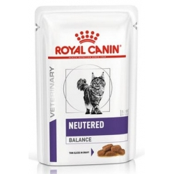 Royal Canin Veterinary Care Nutrition Neutered Balance saszetka 85g