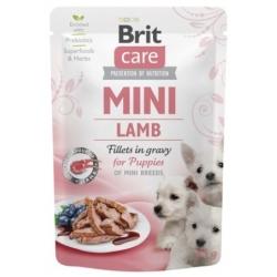 Brit Care Dog Mini Puppy Lamb saszetka 85g