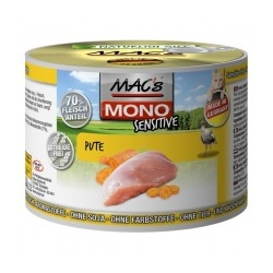MAC'S indyk MONO sensitive 200g