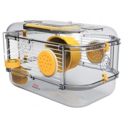Zolux Klatka Mini RODY.3 dla gryzoni żółta [206012]