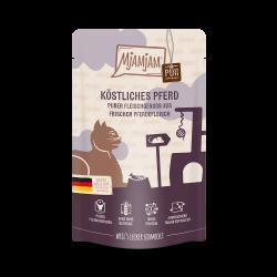 MjAMjAM – Köstliches Pferd PUR 125g - konina