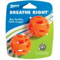 Chuckit! Breathe Right Ball Small 2pak [31931]