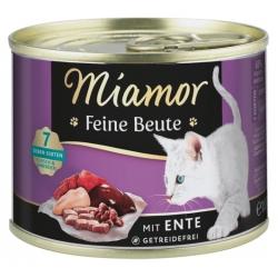 Miamor Feine Beute Ente - kaczka puszka 185g