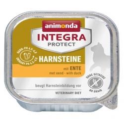 Animonda Integra Protect Harnsteine dla kota - z kaczką tacka 100g