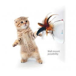 GiGwi Pet Droid Feather Hider - interaktywna zabawka dla kota