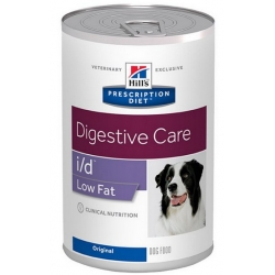 Hill's Prescription Diet i/d Low Fat Canine puszka 360g