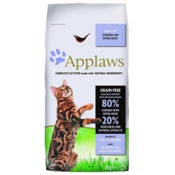 Applaws Cat Adult Chicken & Duck 2kg