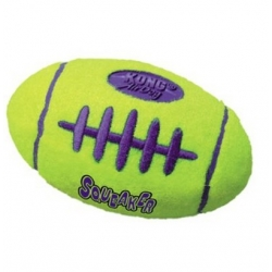 Kong Airdog Squeaker Football Medium 12cm [ASFB2]