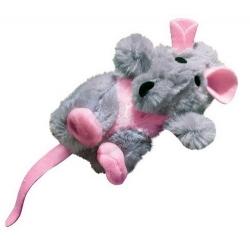 Kong Cat Toys Szczur z kocimiętką 9cm [NR45E]