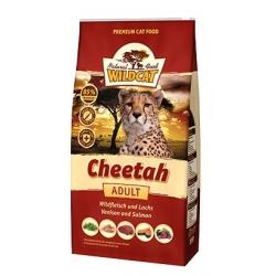 Wildcat Cheetah - dziczyzna i łosoś 500g