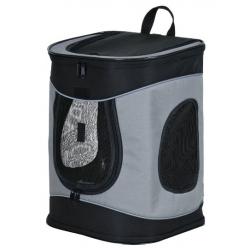 Trixie Plecak dla psa Timon 34x44x30cm szaro-czarny [28944]