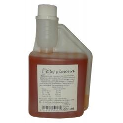 Olej z łososia 500ml