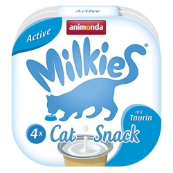 Animonda Kot Milkies Active 4x15g