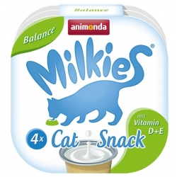 Animonda Kot Milkies Balance 4x15g