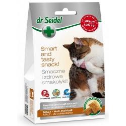 Dr Seidel Smakołyki dla kotów malt - odkłaczanie  50g