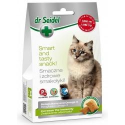 Dr Seidel Smakołyki dla kotów odporność 50g