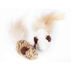 Dingo Myszki sizalowe 2szt
