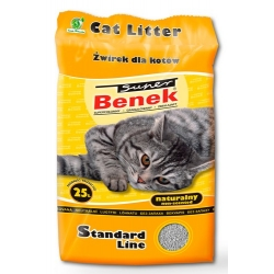 Super Benek Naturalny (żółty) 25L