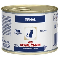 Royal Canin Veterinary Diet Feline Renal puszka 195g