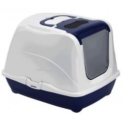 Yarro/Moderna Toaleta Flip 2 z filtrem granatowa [Y3418]