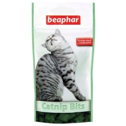 Beaphar Catnip Bits - z kocimiętką 35g
