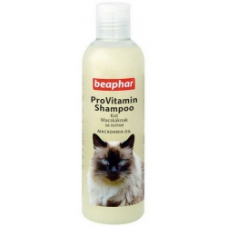 Beaphar Szampon z olejkiem makadamia dla kota 250ml
