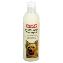 Beaphar Szampon regenerujący z olejkiem makadamia dla psów 250ml