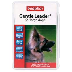 Beaphar Gentle Leader L - obroża uzdowa duża  czarna