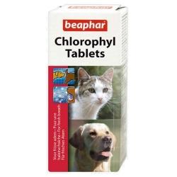 Beaphar Chlorophyl Tablets - preparat na czas cieczki/rui 30tabl.