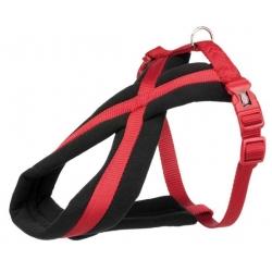 Trixie Uprząż Premium M-L 50-80cm/25mm czerwona [TX-204003]