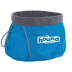Outward Hound Miska podróżna niebieska 1400ml [23002]