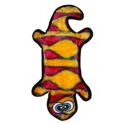 Outward Hound Invincibles Gecko red/orange 4 piszczałki [32073]