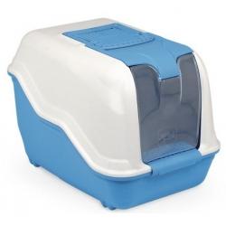 MPS Toaleta Netta Maxi biało-niebieska 66x50x47cm