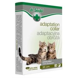 Dr Seidel Obroża adaptacyjna dla kotów 35cm