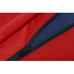 Bimbay Pokrowiec do kanapy r.3 - 100x80cm czerwony