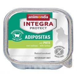 Animonda Integra Protect Adipositas dla kota - z indykiem tacka 100g