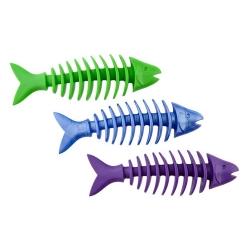 Sum-Plast Zabawka Rybka Gryzak mała 14cm
