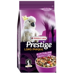 Versele-Laga Prestige Australian Parrot Loro Parque Mix papuga australijska (kakadu) 1kg