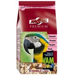Versele-Laga Prestige Parrots Premium duża papuga 1kg
