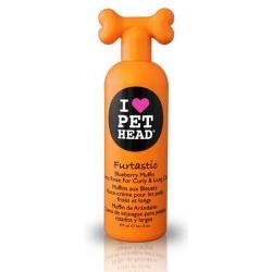 Pet Head Furtastic Creme Rinse odżywka dla kędzierzawej i długiej sierści 475ml