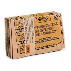 Dingo Papierowe torebki na odchody 10szt