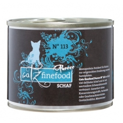 Catz Finefood Purrrr N.113 Owca puszka 200g