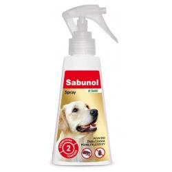 Sabunol Spray przeciw pchłom i kleszczom dla psa 100ml