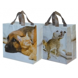 Torba Animals 24L pies i kot