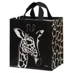Torba Animals 24L żyrafa czarna