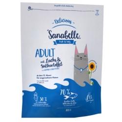 Sanabelle Adult Łosoś + Bataty 400g