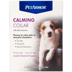 Obroża feromonowa dla psa (uspokajająca) PetArmor