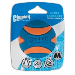 Chuckit! Ultra Squeaker Ball Medium [52068]