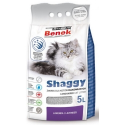 Super Benek Shaggy Lawenda 5L